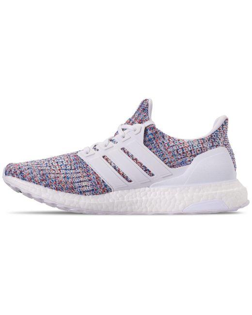 352cae784 ... Lyst Adidas - White Men s Ultraboost Running Sneakers for Men ...