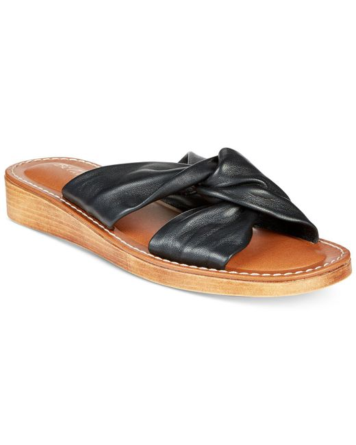 Bella Vita - Black Noa-italy Sandals - Lyst