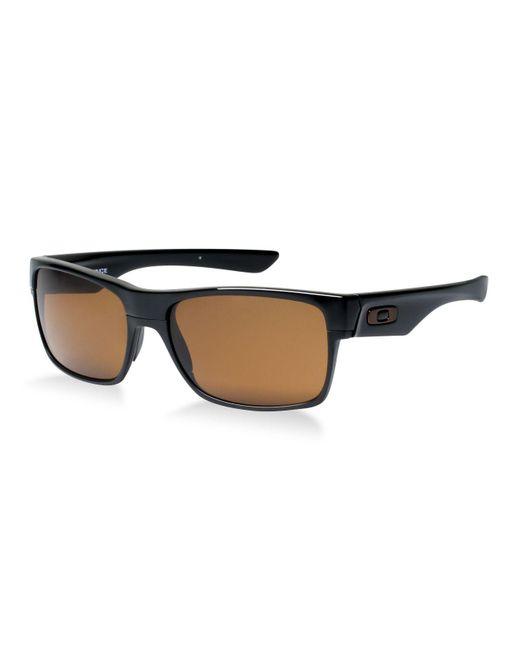 Oakley - Black Sunglasses, Oo9189 Twoface - Lyst