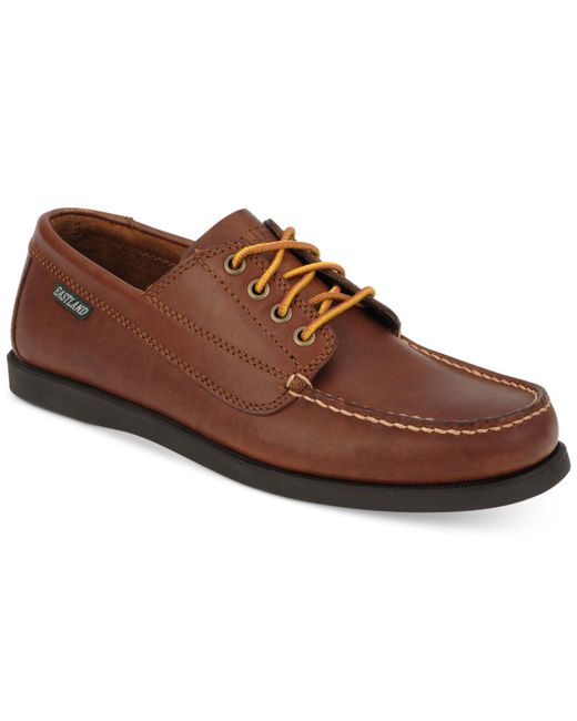 Eastland - Brown Falmouth Boat Shoes for Men - Lyst