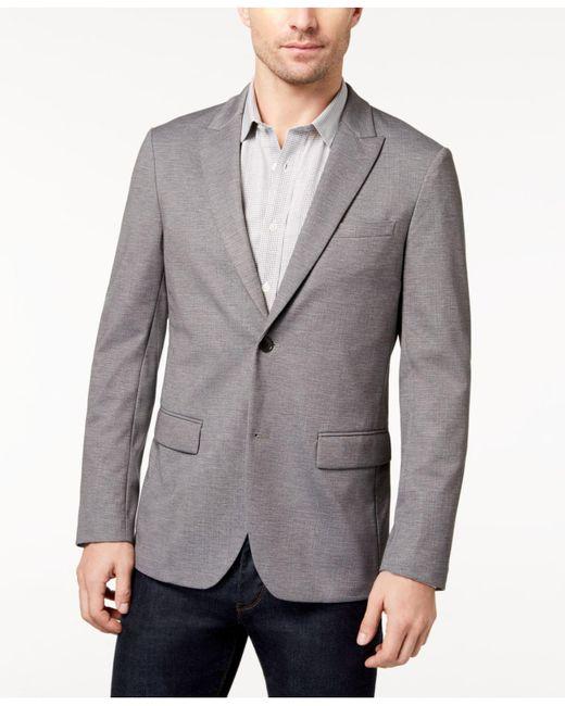 Vince Camuto | Gray Men's Blazer for Men | Lyst