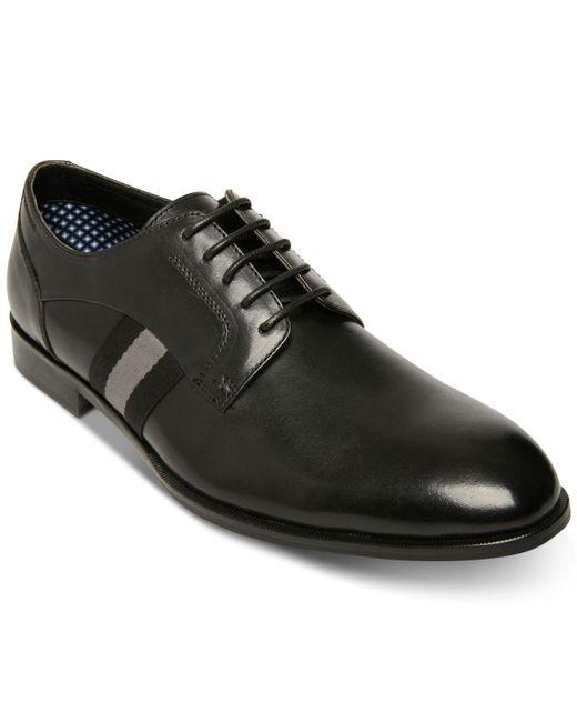 edebc61dc82 Steve Madden - Black Eager Dress Oxfords for Men - Lyst ...