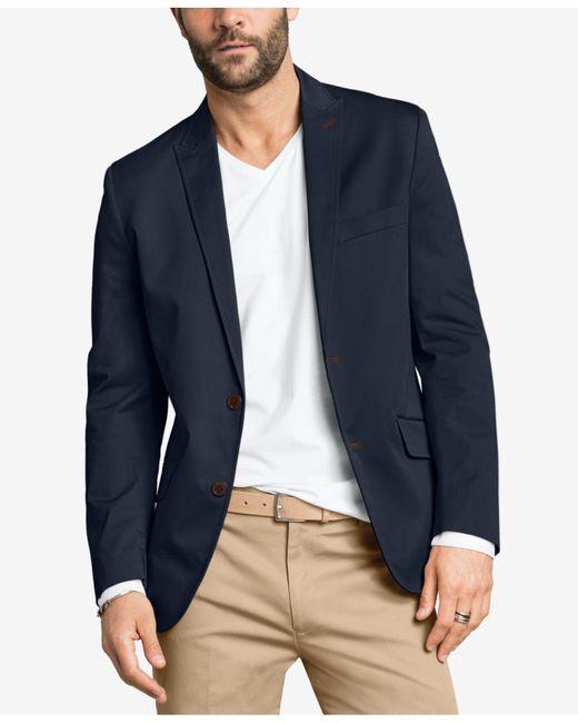 INC International Concepts   Blue Collins Slim-fit Blazer for Men   Lyst