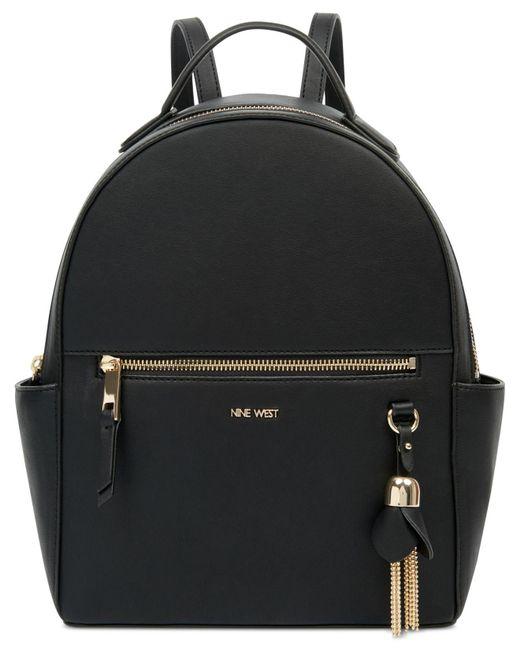 Nine West - Black Briar Small Backpack - Lyst