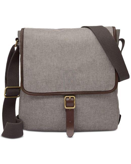 Fossil - Multicolor Buckner City Bag for Men - Lyst