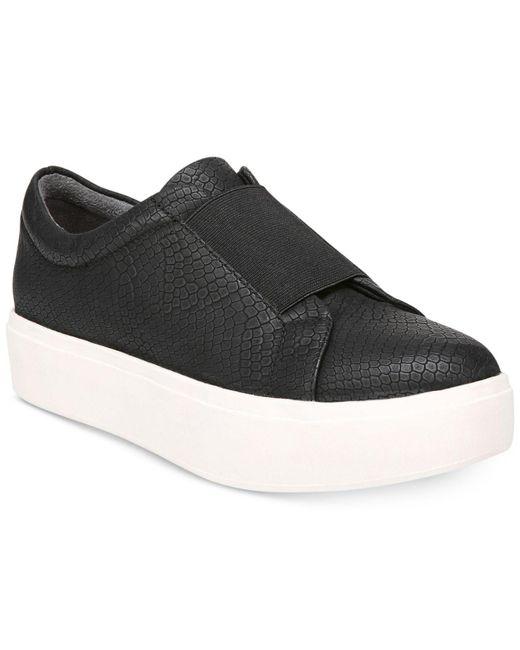 Dr. Scholls - Black Kinney Band Sneakers - Lyst