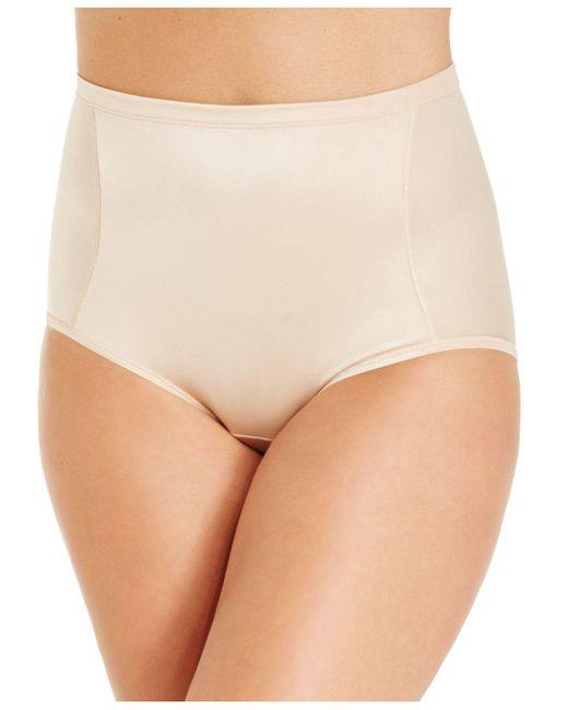 Vanity Fair - Natural Smoothing Comfort Body Caress Brief 13261 - Lyst