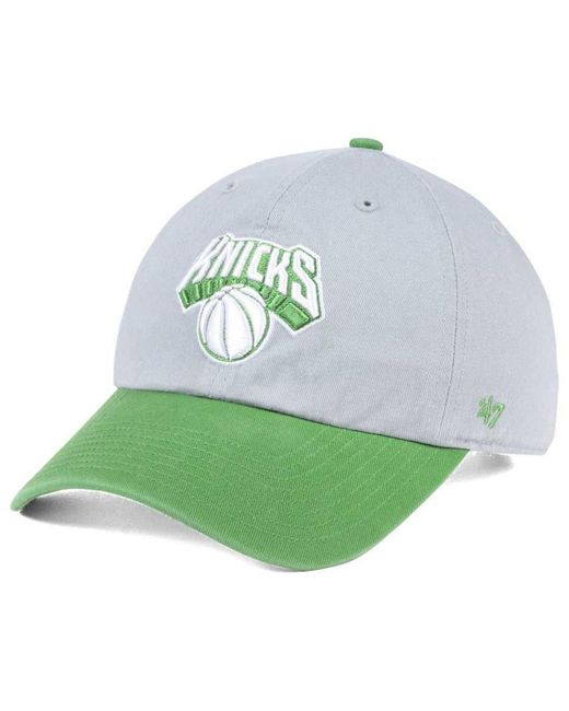 93adac84e3bfc ... where can i buy 47 brand green pastel rush clean up cap for men lyst  fdf15