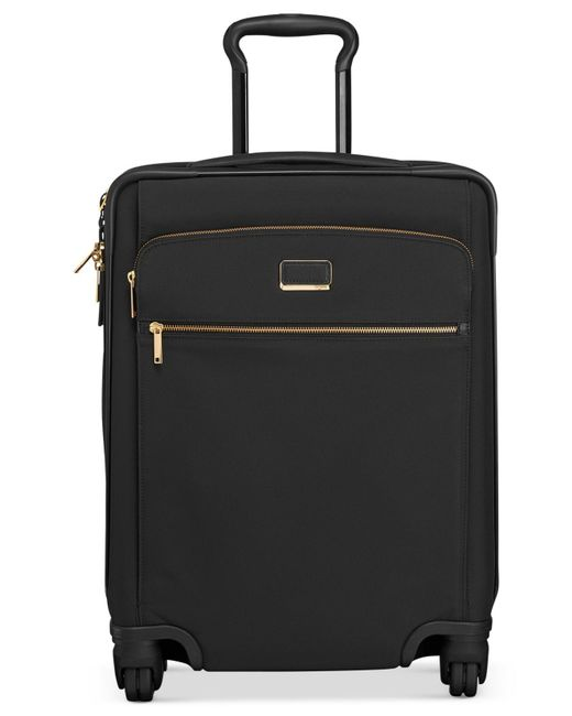 "Tumi - Black Larkin Alex 22"" Continental Carry-on Spinner Suitcase - Lyst"