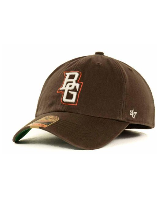 47 Brand | Brown Bowling Green Falcons Ncaa '47 Franchise Cap for Men | Lyst