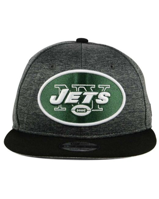 the latest 94da8 46d9f ... best ktz multicolor new york jets heather huge 9fifty snapback cap for men  lyst 11a44 0a219