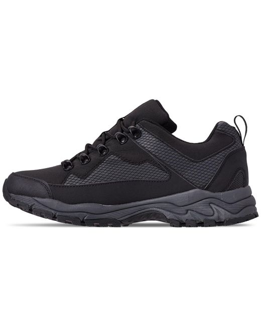 61e25f939e ... Fila - Black Switchback 2 Hiking Sneakerboots From Finish Line for Men  - Lyst ...