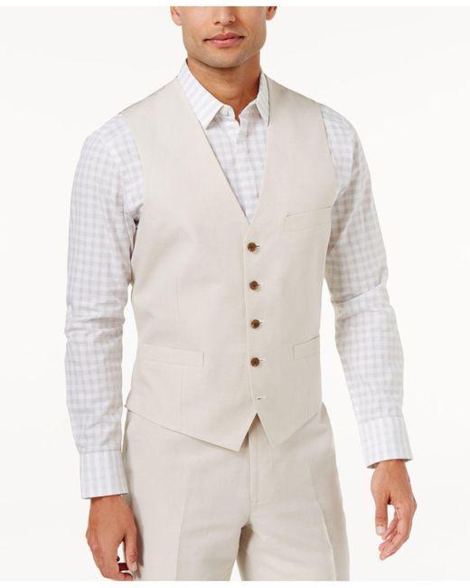 INC International Concepts - Multicolor Men's Nevin Vest for Men - Lyst