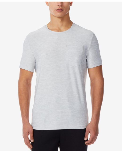 32 Degrees | White Men's Pocket T-shirt for Men | Lyst