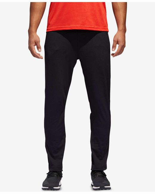 Adidas - Black 4.zero Training Pants for Men - Lyst