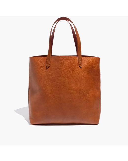 Madewell - Natural The Transport Tote - Lyst