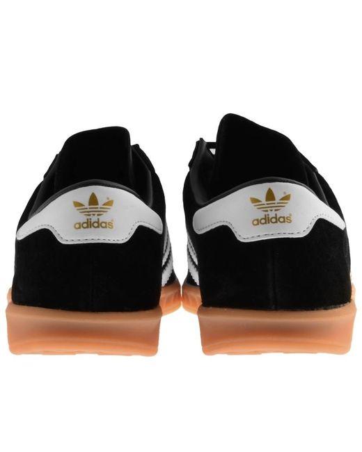 Adidas Originals | Originals Hamburg Trainers Black for Men | Lyst