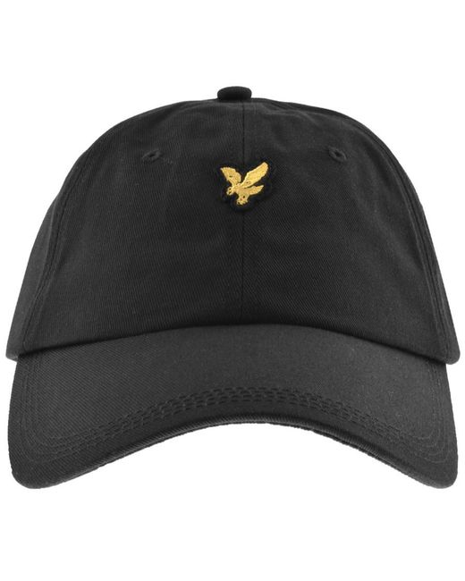 adb700fdc4d98 Lyst - Lyle   Scott Lyle And Scott Baseball Cap Black in Black for ...