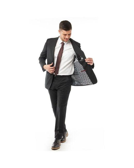553b71648a60 Ted Baker Decdent Debonair Plain Suit Black in Black for Men - Lyst