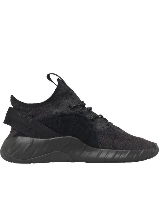 brand new 2ef31 296a0 ... Adidas Originals - Tubular Rise Trainers Core Black core Black core Red  for Men