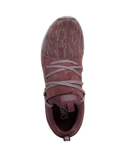 e51c91fbda68 ... Asics - Pink Gel Lyte V Sanze Knit Trainers Rose Taupe rose Taupe for  Men ...