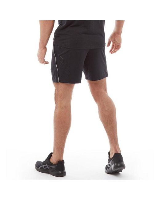 44c221a96a ... Under Armour - Heatgear Coolswitch 7inch Running Shorts Black for Men -  Lyst ...