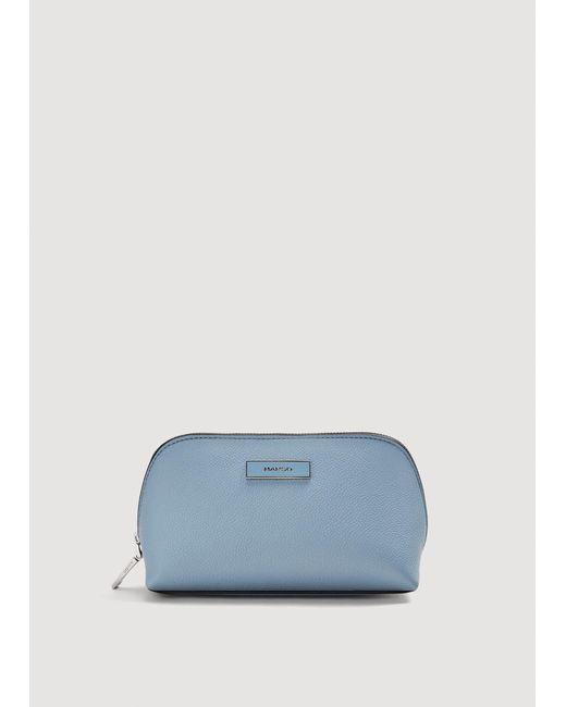 Mango - Blue Cosmetic Bag M-- - Lyst