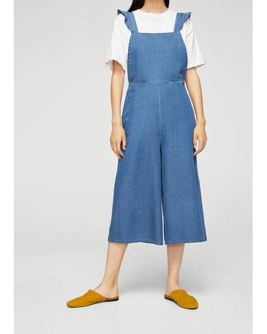 Mango | Blue One-piece Suit | Lyst