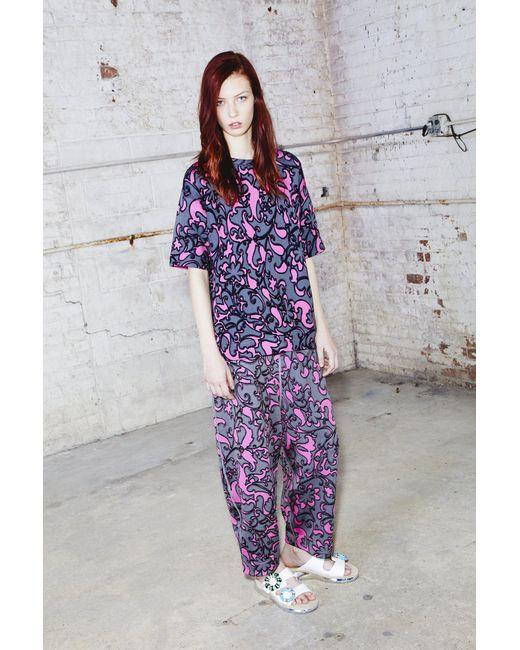 Marc Jacobs - Multicolor Deco Paisley Track Pants - Lyst