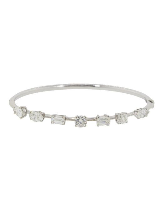 Kwiat - Metallic Elipse Collection Diamond Bracelet - Lyst