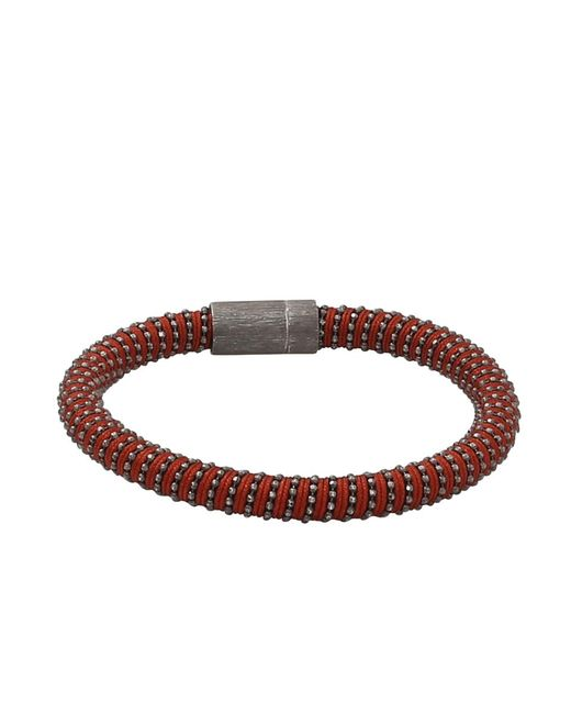 Carolina Bucci | Brown Twister Band Bracelet | Lyst