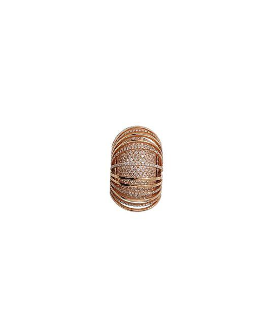 Mattia Cielo   Multicolor Pavone Diamond Pave Ring   Lyst