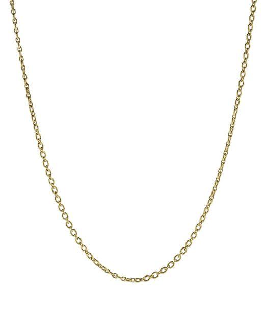 Irene Neuwirth - Metallic Chain Necklace - Lyst