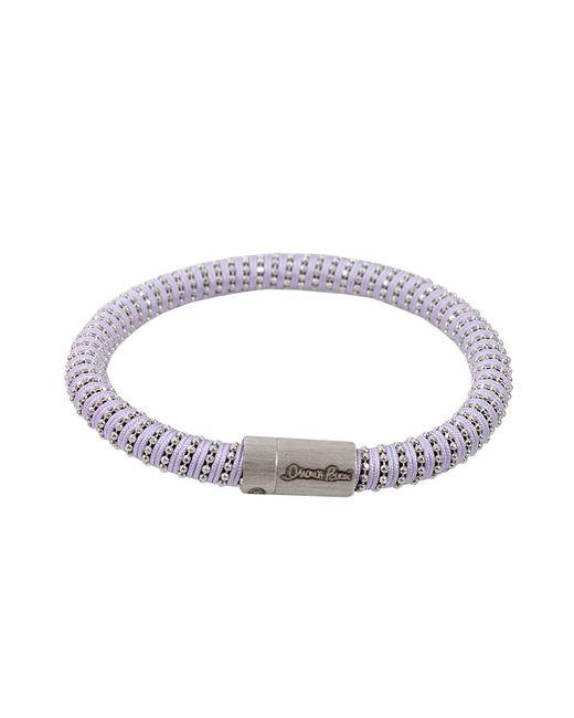 Carolina Bucci   Metallic Twister Bracelet Silver   Lyst