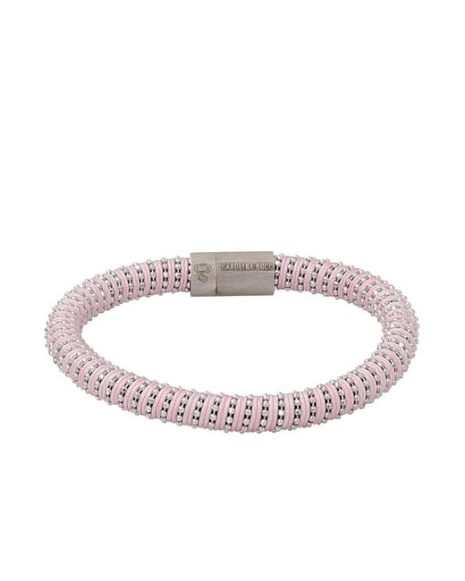 Carolina Bucci | Pink Twister Band Bracelet | Lyst