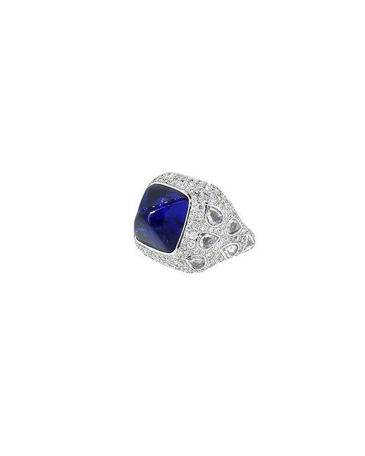 Inbar - Blue Sugarloaf Sapphire Ring - Lyst