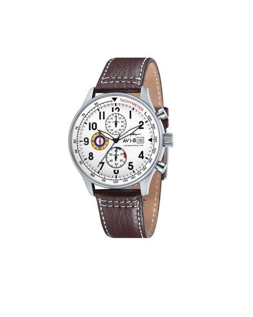 AVI-8 - Brown Hawker Hurricane Watch for Men - Lyst