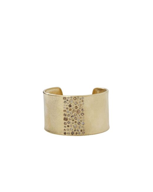 Todd Reed | Metallic Natural Diamond Mix Cuff | Lyst