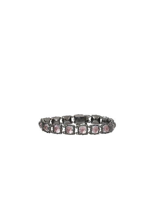 Larkspur & Hawk - Metallic Bella Small Jeu De Paume Bracelet - Lyst