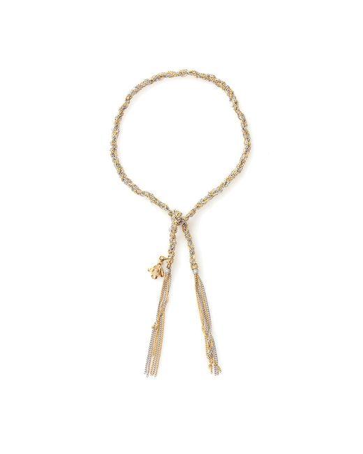 Carolina Bucci | Metallic All Gold Virtue Lucky Bracelet | Lyst