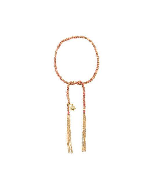 Carolina Bucci - Pink Friendship Lucky Bracelet - Lyst