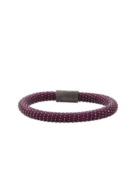 Carolina Bucci | Purple Twister Band Bracelet | Lyst