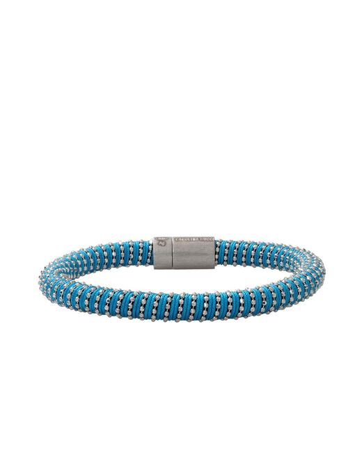 Carolina Bucci | Blue Turquoise Twister Band Bracelet | Lyst