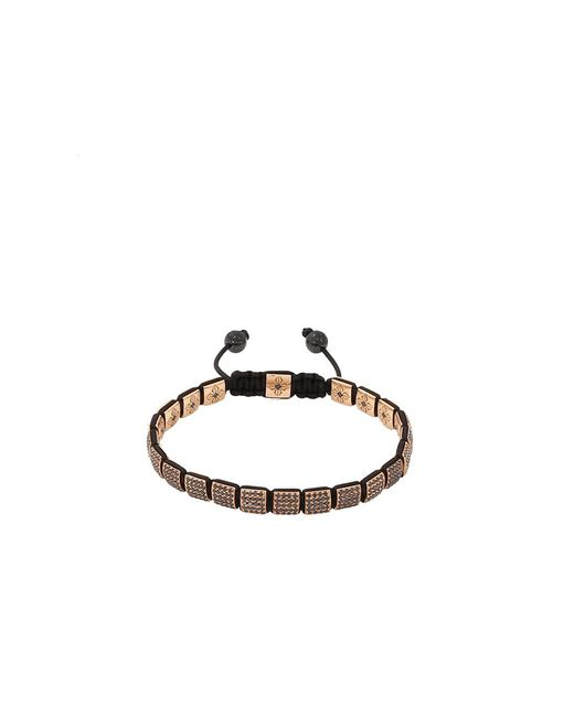 Shamballa Jewels | Metallic Reversible Diamond Lock Bracelet | Lyst