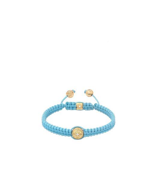 Shamballa Jewels | Blue Star Of Shamballa Bracelet | Lyst