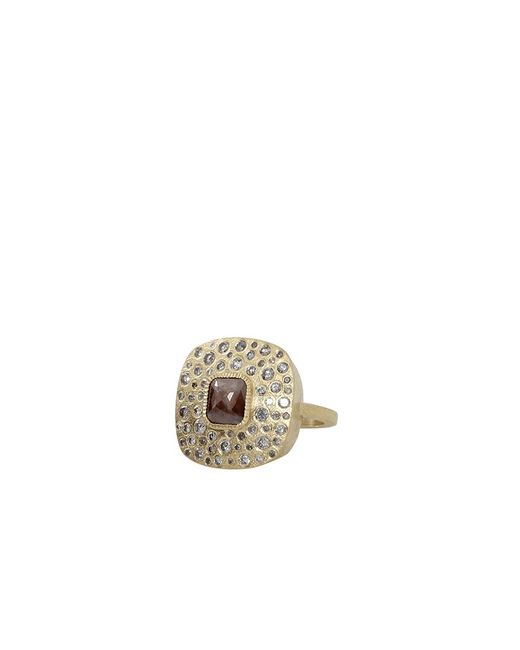 Todd Reed - Metallic Brown Fancy Diamond Ring - Lyst