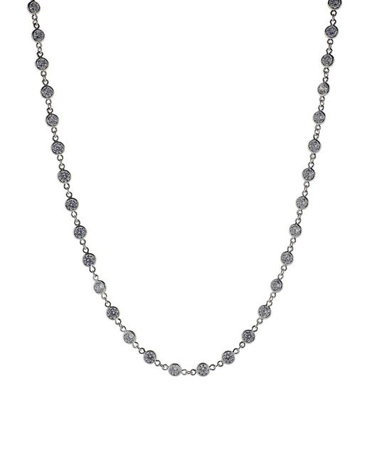 Fantasia Jewelry - Multicolor Many Stone Necklace - Lyst