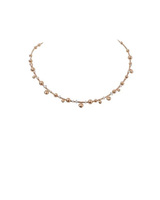 Mattia Cielo | Metallic Rugiada Collar Necklace | Lyst