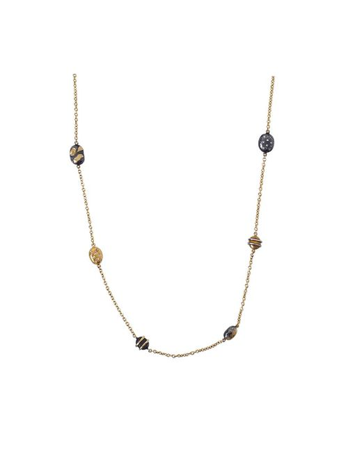Yossi Harari - Metallic Helen Mini Wrap Necklace - Lyst
