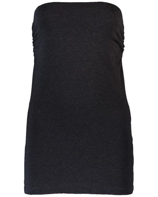 Brunello Cucinelli - Black Jersey Tube Top - Lyst